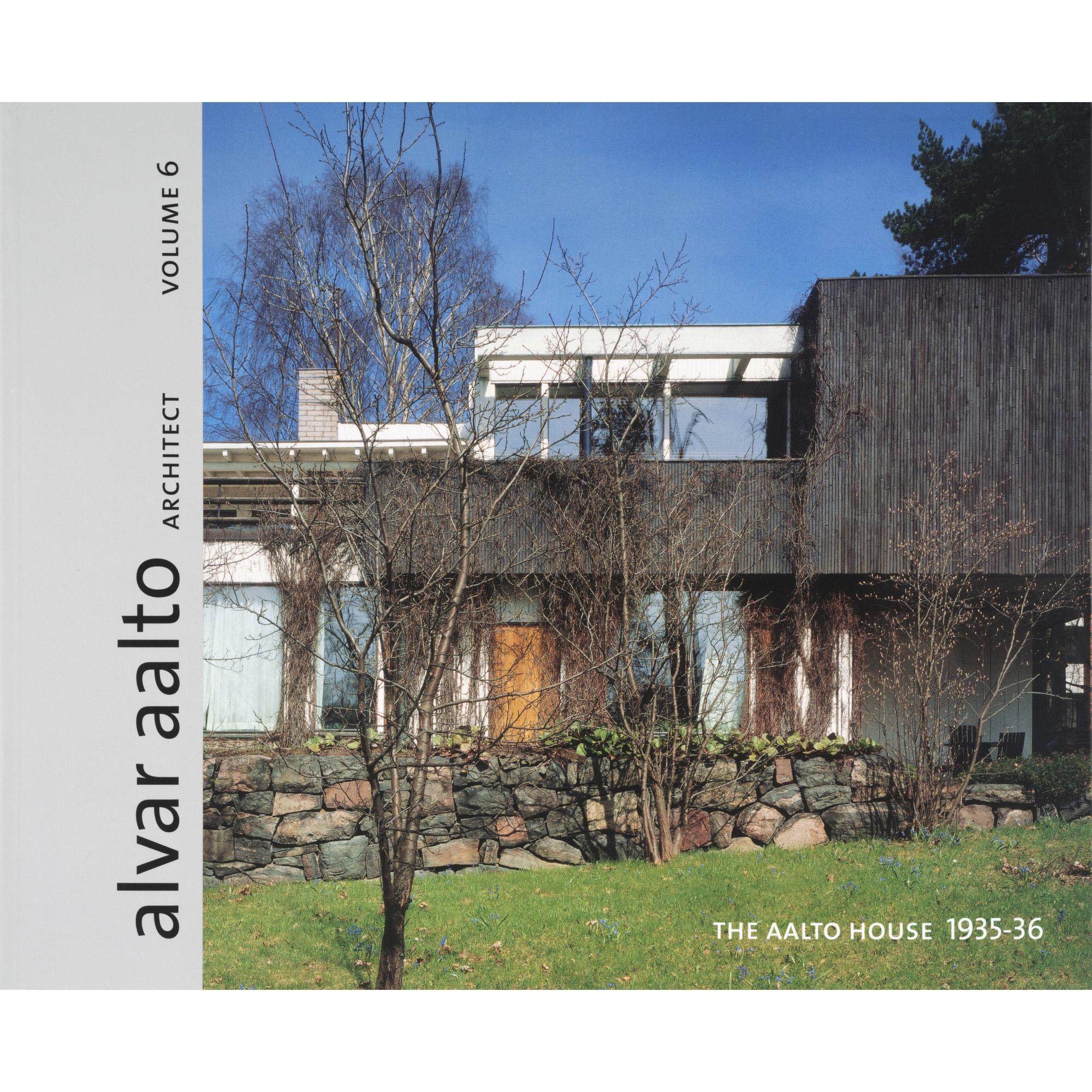 Alvar aalto architect volume 20 maison louis carr 1956 for The aalto house