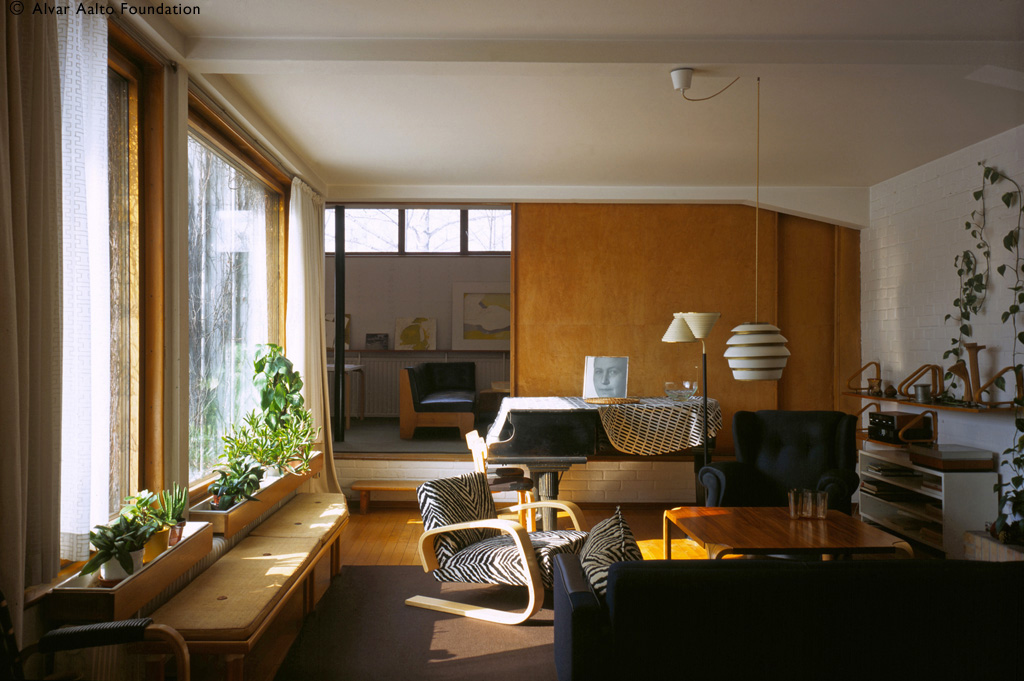 Guided tour, The Aalto House –...